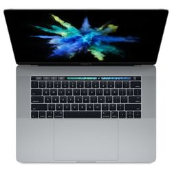 MacBook Pro 15in Touch Bar MPTR2 Space Gray- Model 2017 giá sỉ