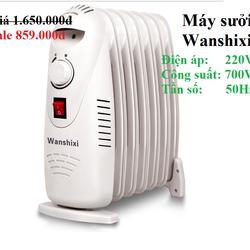 Máy sưởi dầu Wanshixi giá sỉ