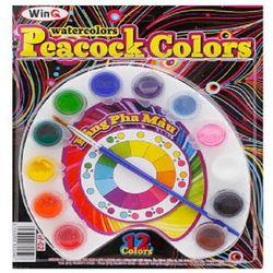 WINQ MÀU NƯỚC CON CÔNG 12 MÀU W-02 WinQ 12 colors W02 - OTHER