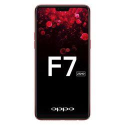 Điện Thoại OPPO F7 64GB/4GB màu đỏ - Đỏ