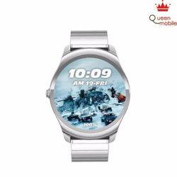Đồng hồ Ticwatch 2 Quai thép bạc - Bạc giá sỉ