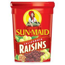 Nho khô không hạt Sun Maid Raisins 500gr Mỹ giá sỉ