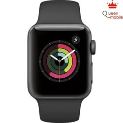 Apple Watch SERIE 2 42mm Space Gray Aluminum Case with Black Sport Band MP022