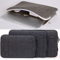 Túi Chống Sốc Sleeve British Tweed 116-inch Đen 0444 giá sỉ