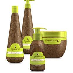 Cặp dầu gội trẻ hóa tóc và dầu xả dưỡng ẩm Macadamia giá sỉ