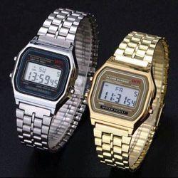 Đồng hồ casiô kim loại giá sỉ