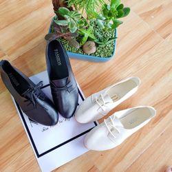 SP1600-1602 giày oxford trơn cộ dây FASHION giá sỉ