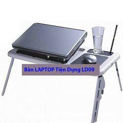 Bàn để laptop gấp gọn LD09 giá sỉ