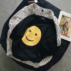 ÁO THUN ICON SMILE BỰ CO041 giá sỉ, giá bán buôn