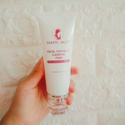 Sữa rửa mặt trắng da ngừa mụn Napie skin giá sỉ, giá bán buôn
