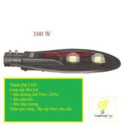 đèn đương 100w lá