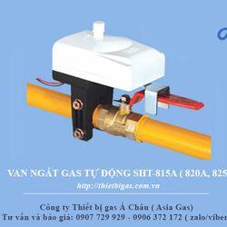 Van ngắt gas tự động Hàn Quốc SHT-815A Sunghwa giá sỉ