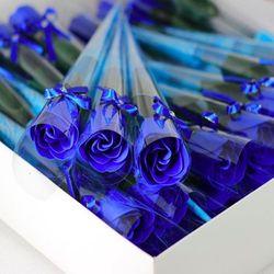 Hoa hồng sáp thơm nguyên cây giá sỉ 6kz a l o 0 9 8 72 1 79 5 2 giá sỉ