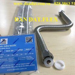 Ống dẫn nước - ống mềm dẫn nước nóng lạnh - dây cấp nước - dây cấp nước mềm inox - dây dẫn nước inox 304 giá sỉ