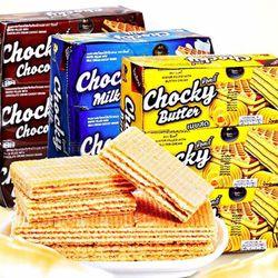 NK chính ngạch - Bánh xốp kem Chocky Thái Lan giá sỉ