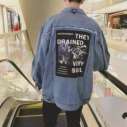 khoác jeans 003 giá sỉ