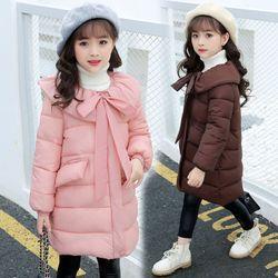 Áo khoác phao dày mùa đông 2018 dễ thương Hàn Quốc giá sỉ