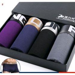 set 4 quần boxer giá sỉ, giá bán buôn