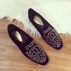 giày mọi đính đá giá sỉ