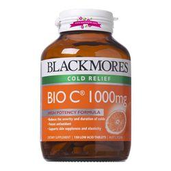 Blackmores Bio C 1000mg 62 Tablets Vitamin C - Viên uống bổ sung vitamin C giá sỉ