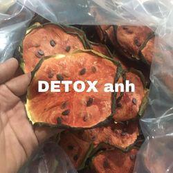nguyên liệu detox