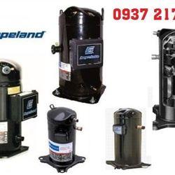Thay thế lắp đặt máy nén lạnh Copeland ZR125 10hp tận nơi giá sỉ