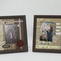 Chia sẻ Khung ảnh Vintage Handmade để bàn số 10 giá sỉ