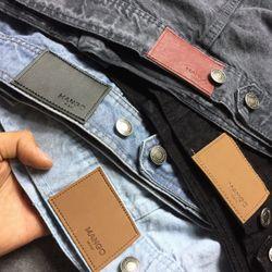 jacket jeans mango - man giá sỉ
