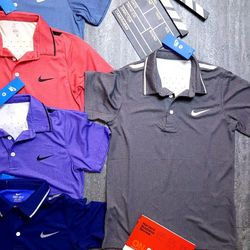 Áo thể thao cổ bẻ- Vải chính phẩm- Sỉ quần áo thể thao rẻ nhất thị trường