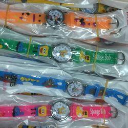 Đồng hồ trẻ em cao su rẻ