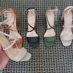 Giày cao gót bít gót 72k giá sỉ