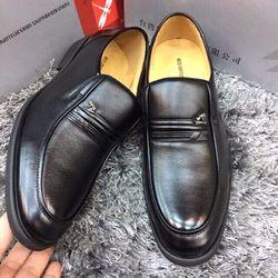 giày lười da mẫu trung tuổi bảo hành 2 năm giá sỉ