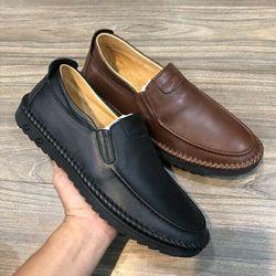 giày lười nam mẫu mới năm 2018 giá sỉ