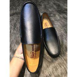giày lười nam da bò đơn giản mà đẹp giá sỉ