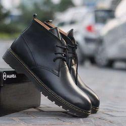 giày boot nam cổ ngắnhàng hót cho mua đông ae bán giá sỉ