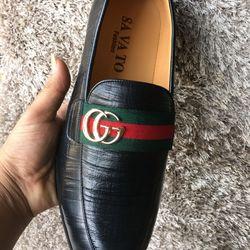 giày lười nam da bò đẹp giá sỉ
