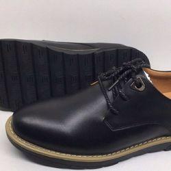 giày boot nam cổ ngắn da đẹp giá sỉ