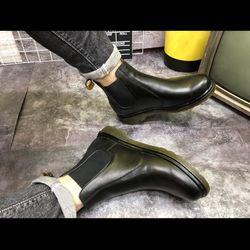 giày boot nam da bò mềm giá sỉ