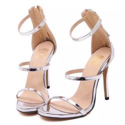 giày sandal cao gót nhọn giá sỉ