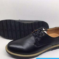giày boot nam cổ ngăn da bò giá sỉ