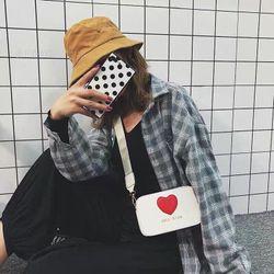 túi xách đeo chéo trái tim giá sỉ
