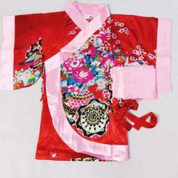 Áo dài kimono cho bé giá sỉ