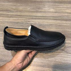 giày lười nam da bò mẫu năm 2018 giá sỉ