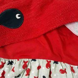 Váy áo cá plus