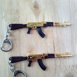Móc khóa mô hình súng AKM game PUBG Mã vàng giá sỉ , ...