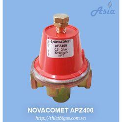 Van giảm áp gas 60kg APZ400 Novacomet giá sỉ