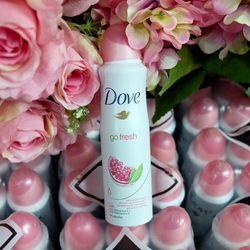 Xịt Khử Mùi Dove Go Fresh 48H 150mL giá sỉ