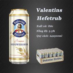 Bia Đức lon 500ml theo độ cồn giá sỉ