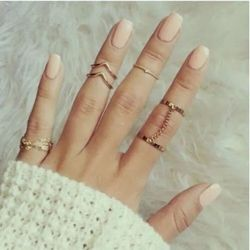 bộ nhẫn 6 món giá sỉ
