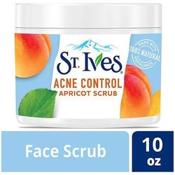Kem tẩy tế bào chết toàn thân StIves Acne Control Apricot Scrub giá sỉ